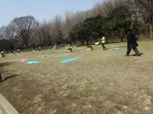☆マラソンの応援☆