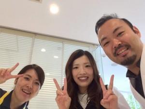 ☆産休中のスタッフと再会☆