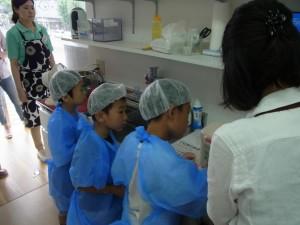 2016 こども歯医者さん&歯磨き教室